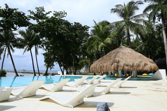 フィリピン航空で行く セブ島!ダイビング客に人気のカジュアルリゾートホテル!パシフィック セブ リゾート[スーペリアルーム]宿泊