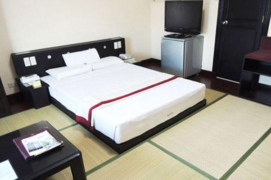 フィリピン航空で行く! セブシティにあるアットホームなホテル★ホテルエイシア[ジャパニーズスタイル]宿泊
